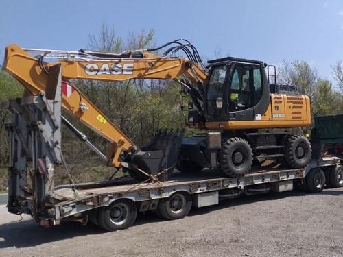 Yakimo Logistics - Изкопни дейности