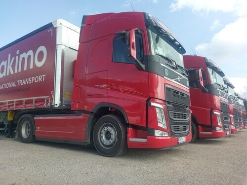Yakimo Logistics - International transport